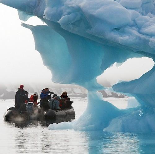 Spitzbergen Umrundung